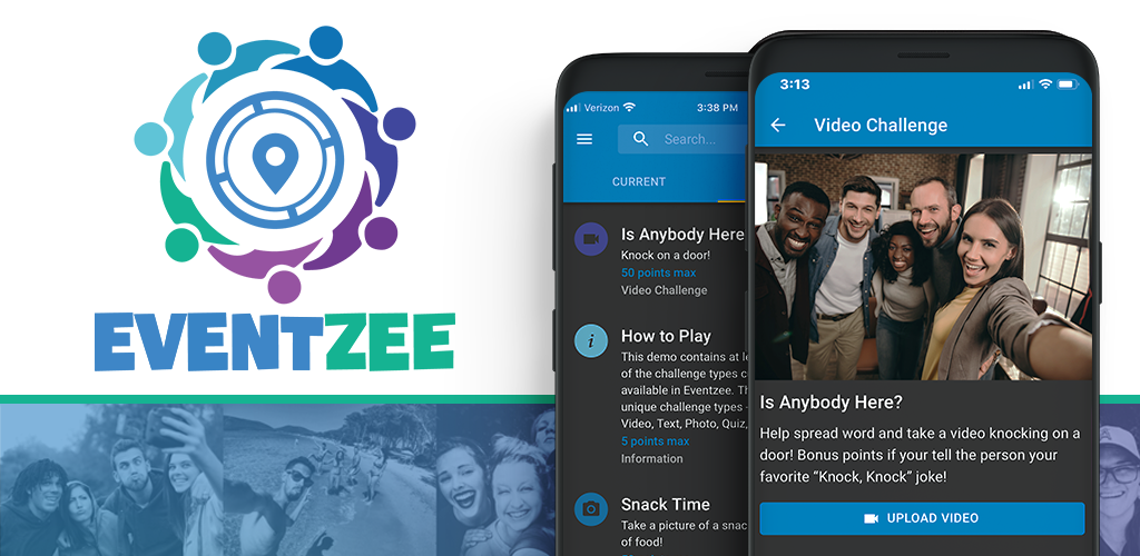 Welcome the NEW Eventzee App!