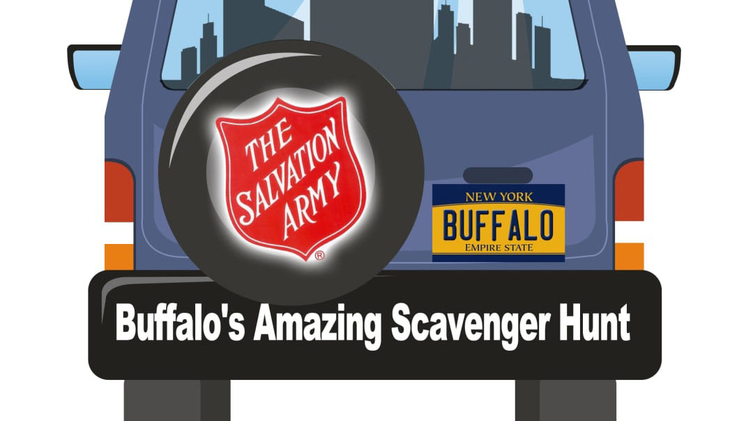 "Freeze Tag Launches ""Buffalo's Most Amazing Race"" Eventzee Scavenger Hunt With The Salvation Army"