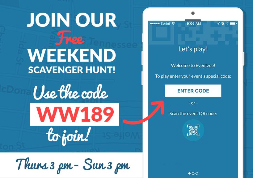 Weekend Warriors: Week 189 Public Hunt Clues