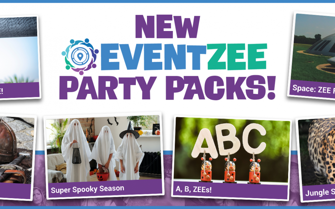 NEW Ready-Made Party Packs Make Event Planning a Snap!