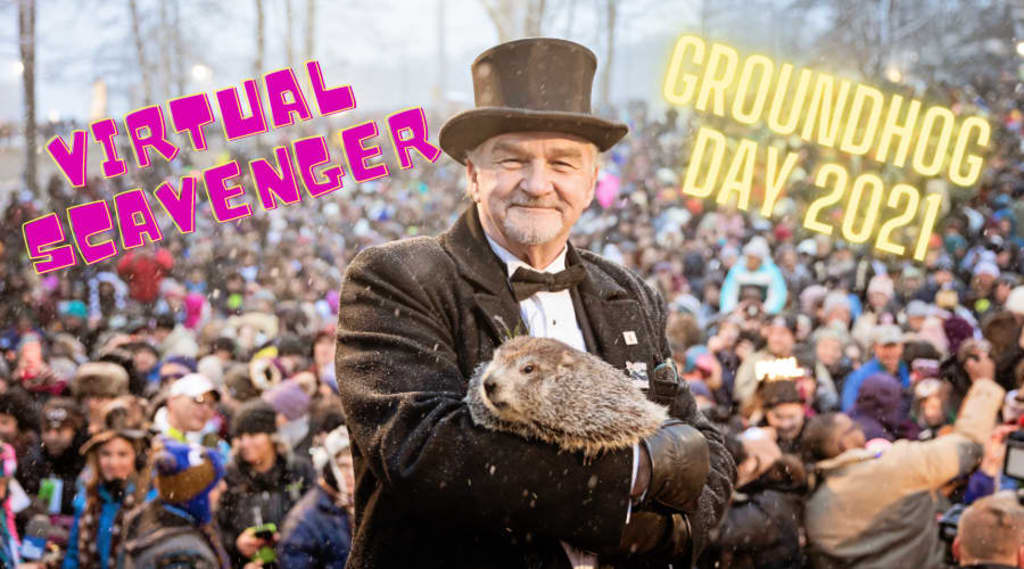 Punxsutawney Launches Groundhog Day Hunt With Eventzee
