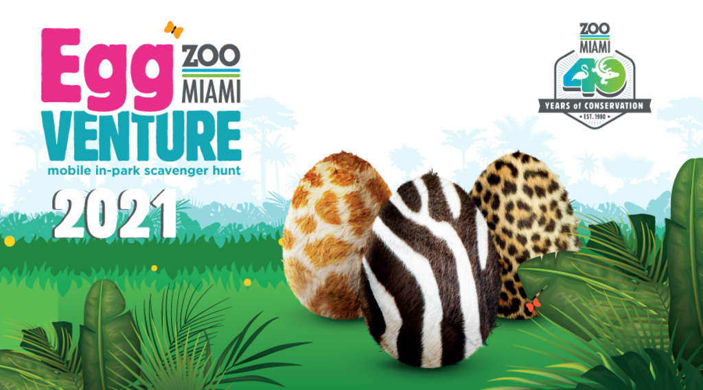 Zoo Miami Launches Easter Hunt With Eventzee