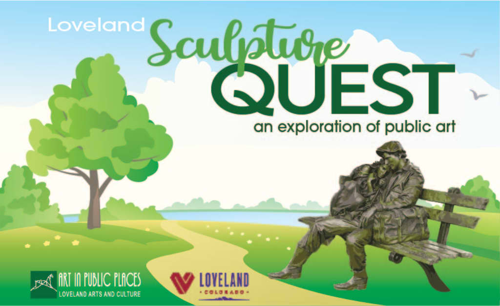 Loveland Launches Sculpture Quest With Eventzee