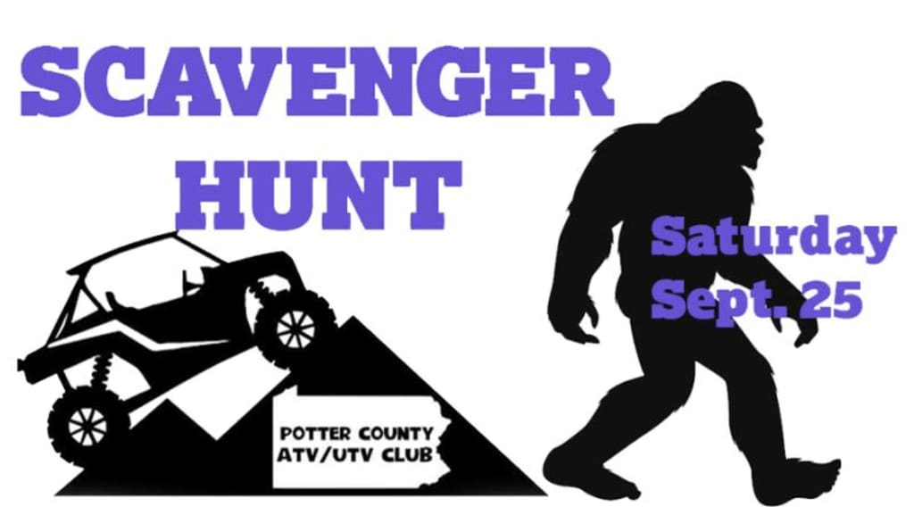 Potter County Searches For Sasquatch With Eventzee