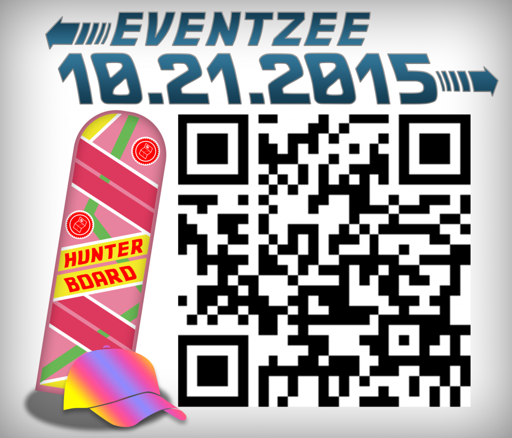 Scan this code in the Eventzee app to join the hunt!